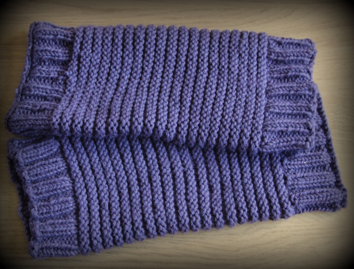 Comment tricoter des guetres pour adulte